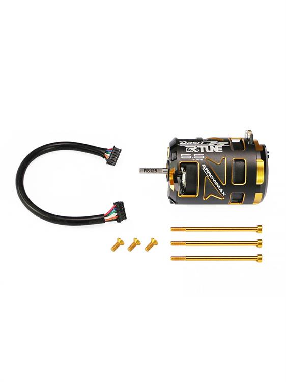 Dash R-Tune 540 Sensored Brushless Motor 5.5T