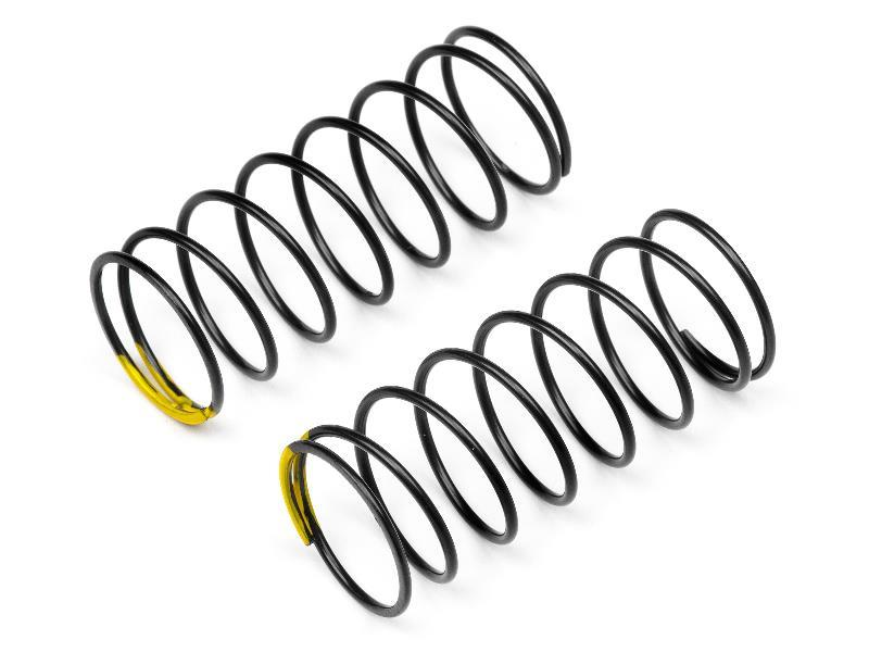 1/10 BUGGY FRONT SPRING 59.1 G/MM (YELLOW)