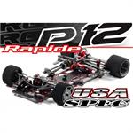 Roche Rapide P12-2017 US Spec 1/12 Competition Car Kit
