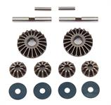 RC8B3.1 Differential Gear Set, HTC