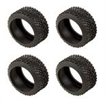 NanoSport Pin Tires, black