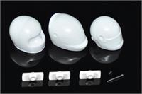 Helmet set for F1 1/10 bodies (3)