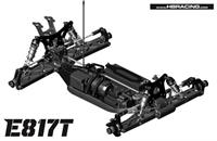 E817T 1/8 Competition Electric Truggy