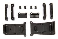 Skid Plates and Arm Mounts Set