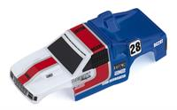 RC28T Body, blue/white