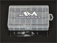 21-Compartment Parts Box (196 x 132 x 41mm)