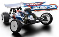 XRAY XB2 Dirt/Carpet Combo Edition 2WD El-buggy 1:10 NettoRC