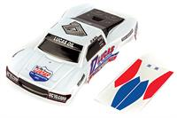 SC28 Body, Lucas Oil