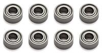 Bearings, 3x7x3 mm