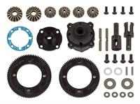 RC10B74 DIFFERENTIAL SET, CENTER